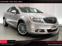 Quicksilver Metallic 2014 Buick Verano FWD 6-Speed