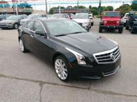 Recent Arrival! 2014 Cadillac ATS 2.0L Turbo Luxury