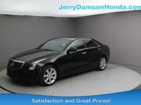 This outstanding example of a 2014 Cadillac ATS