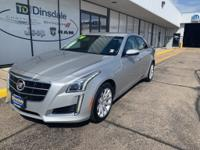 2014 Cadillac CTS 2.0L Turbo 19/28 City/Highway MPG