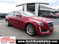 SUPER CLEAN! SALE. PRICE REDUCED! Red 2014 Cadillac CTS