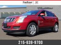 2014 Cadillac SRX Luxury Crystal Red Tint *Local