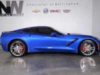 STINGRAY Z51 3LT PACKAGE, DUAL POWER SEATS, LEATHER