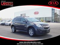 2014 Chevrolet Equinox LT GrayCARFAX One-Owner. Clean