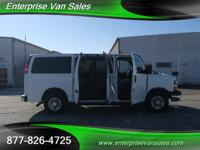 2014 CHEVROLET EXPRESS 2500 LT WITH CUSTOM INTERIOR 8