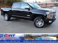 2014 Chevrolet Silverado 1500 High Country Black