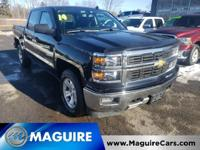 Are you ready to upgrade to a truck? This 2014 Chevy