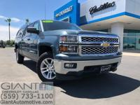 Giant Chevrolet is proud to offer this 2014 Chevrolet
