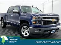 CARFAX 1-Owner. FUEL EFFICIENT 20 MPG Hwy/14 MPG City!,