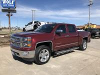 Check out this 2014 Chevrolet Silverado 1500 LTZ. Its