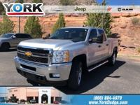 Silver Ice Metallic 2014 Chevrolet Silverado 2500HD LT