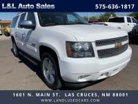 Our One Owner 2014 Chevrolet Suburban LT is dressed to