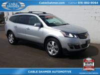 2014 Chevrolet Traverse LTZ Comes with these Great