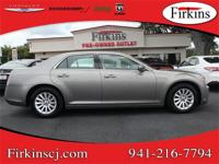 CARFAX One-Owner. Clean CARFAX. Pewter Gray Pearlcoat