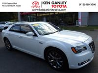2014 Chrysler 300 S Clean CARFAX. 300 S, 4D Sedan, HEMI