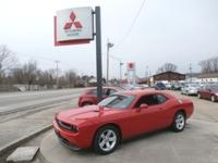 Body Style: Coupe Exterior Color: Red Interior Color: