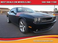***WE FINANCE**CHALLENGER R/T**LOW