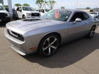 2014 Dodge Challenger R/T R/T Silver15/23 City/Highway