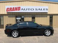 Pitch Black 2014 Dodge Charger SXT RWD 8-Speed