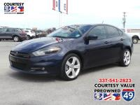 Look at this 2014 Dodge Dart GT. Its Automatic