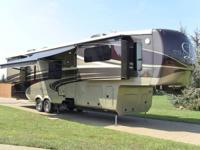 used 2014 DRV Tradition 390FLS fully loaded luxury