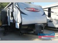 USED 2014 DUTCHMEN RV ASPEN TRAIL 2730RBS - TRAVEL
