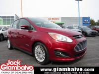 2014 FORD C-MAX HYBRID SEL ....... LOCAL TRADE IN
