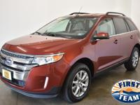 2014 Ford Edge Limited Priced below KBB Fair Purchase