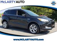Clean One Owner CarFax, Leather, AWD, AM/FM radio: