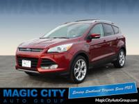 It doesn't get much better than this 2014 Ford Escape