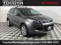 New Price! Sterling Gray Metallic 2014 Ford Escape