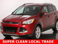 CARFAX One-Owner. Clean CARFAX. Ruby Red Tinted