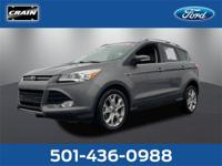 2014 Ford Escape Titanium Priced below KBB Fair