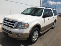2014 Ford Expedition EL XLT 4X4, Leather, Heated Seats,