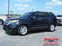 Look at this 2014 Ford Explorer XLT. Its Automatic