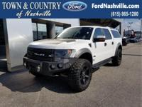 Don't miss out on this 2014 Ford F-150 SVT Raptor! It