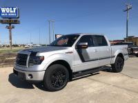 Check out this 2014 Ford F-150 FX4. Its Automatic