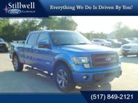 2014 Ford F-150 FX4 ONE OWNER NO ACCIDENTS, 3 Month