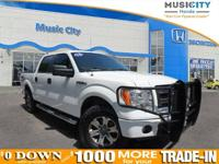 Low Mileage 2014 Ford F-150 STX ABS brakes, Alloy