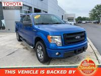 2014 Ford F-150 STX 4WD, ABS brakes, Alloy wheels,