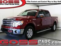 Ruby Red Metallic Tinted Clearcoat 2014 Ford F-150