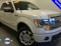 CARFAX One-Owner. 4WD. Platinum Clean CARFAX.15/21