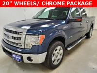 2014 FORD F150..SUPERCREW..XLT PACKAGE..LOADED..20'