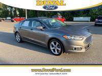 Affordable and sharp looking 2014 Ford Fusion SE in