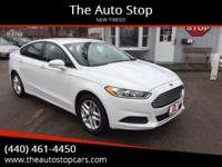 2014 Ford Fusion SE, 1.5L I4 GTDI, only 35k miles, 4