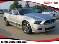 We are excited to offer this 2014 Ford Mustang. Drive