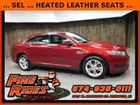 Recent Arrival!2014 Ford Taurus SEL FWDOdometer is