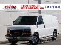 CARGO VAN * RUNNING BOARDS * NEW TIRES * REAR PARTITION