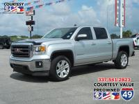 Look at this 2014 GMC Sierra 1500 SLE. Its Automatic