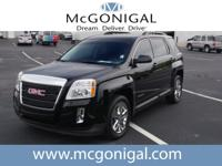 2014 GMC Terrain SLT-1 Onyx BlackClean Accident Free